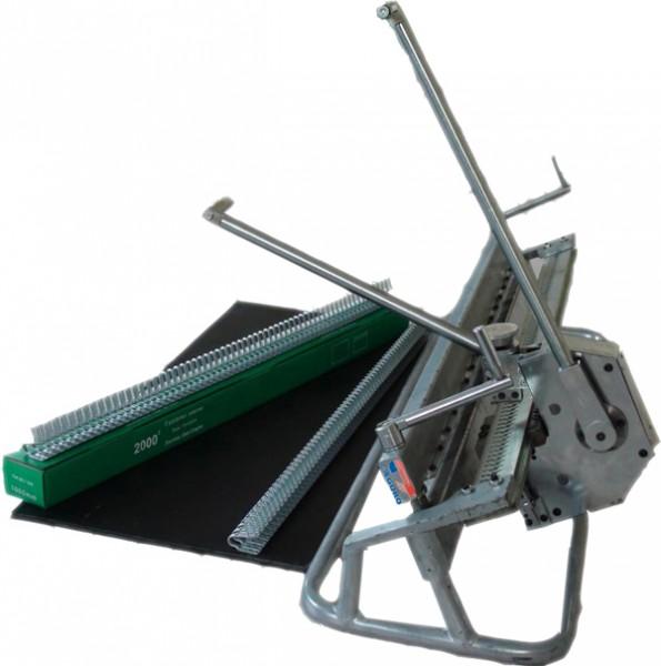 陕西20002LD型拉杆式订扣机