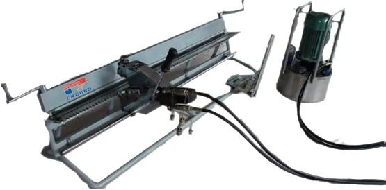 GORO3100YD型液压式订扣机