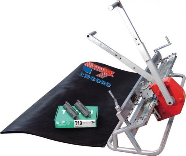 陕西T10D型拉杆式订扣机