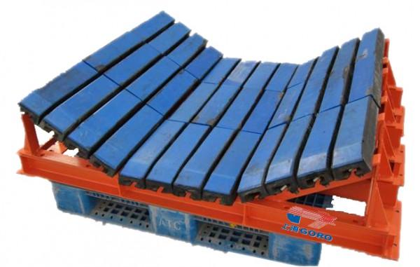 宁夏固定槽形角型缓冲滑槽