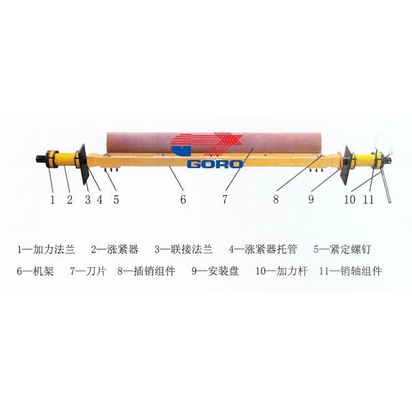 山西GQB系列高速初级清扫器